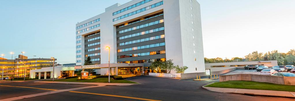 DoubleTree by Hilton Binghamton - Binghamton - 建築