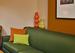 波特蘭機場萬豪費爾菲爾德套房酒店 - 波特蘭 - 臥室