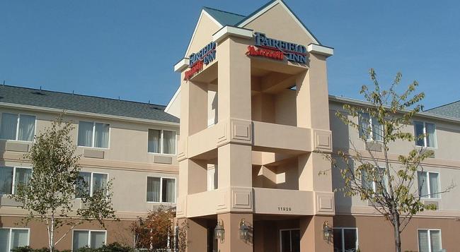 Fairfield Inn and Suites by Marriott Portland Airport - Portland - 建築