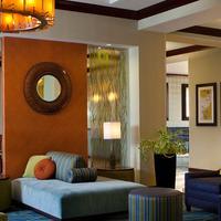 Fairfield Inn and Suites by Marriott Orlando at SeaWorld Lobby