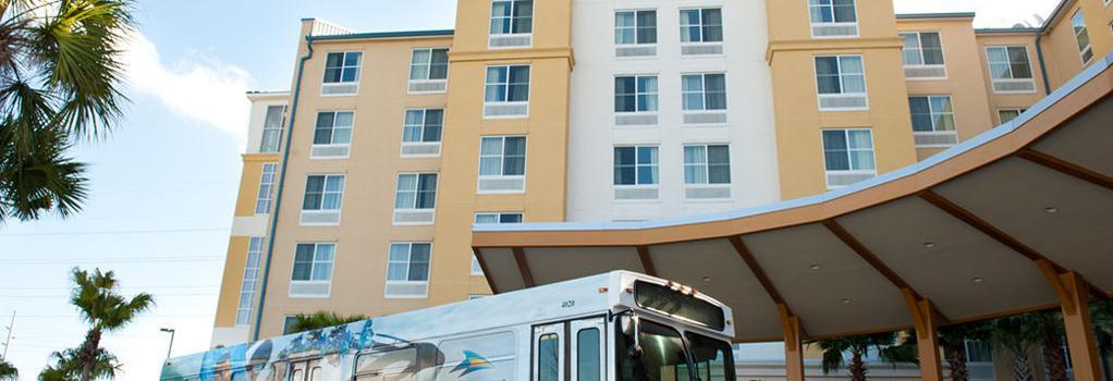 Fairfield Inn and Suites by Marriott Orlando at SeaWorld - 奧蘭多 - 建築