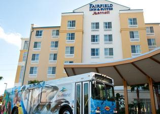 奧蘭多海洋世界費爾菲爾德套房酒店