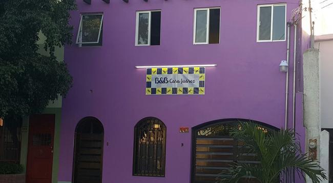 B&B Casa Juarez - 拉巴斯 - 建築