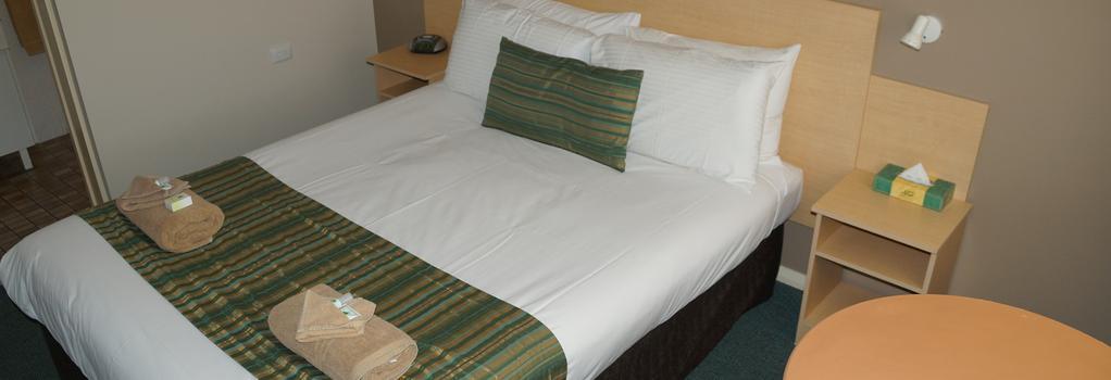 Green Gables Motel - 多寶 - 臥室
