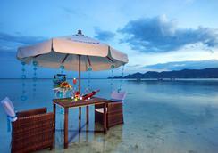 達拉島海灘度假村和別墅 - 蘇梅島 - 餐廳