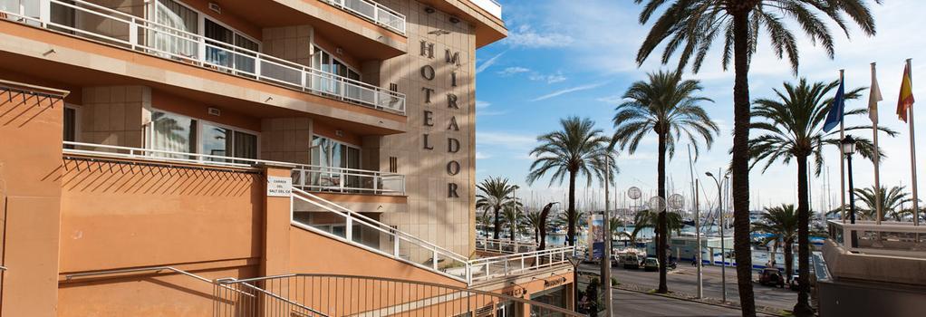 Hotel Mirador - 帕爾馬 - 建築