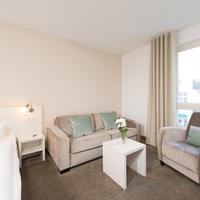 Fjord Hotel Berlin Living Area