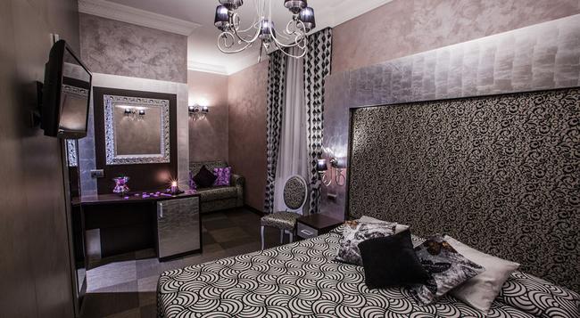 Hotel Romano - 羅馬 - 臥室