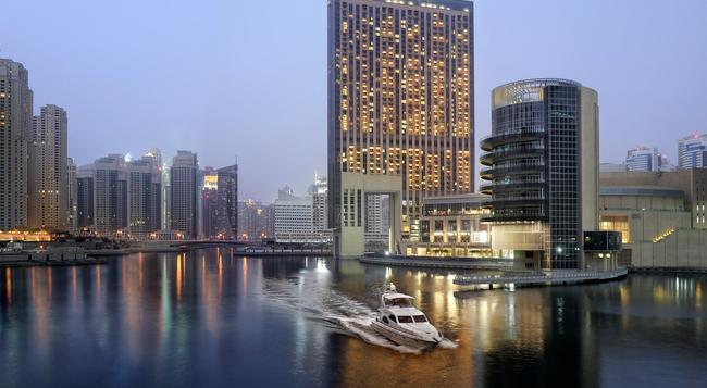 The Address Dubai Marina - 杜拜 - 建築