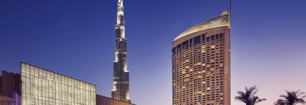 Address Dubai Mall - 杜拜 - 建築