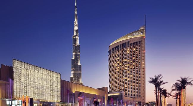 The Address Dubai Mall - 杜拜 - 建築