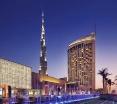 迪拜購物中心阿德里斯酒店