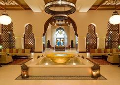 古城套房皇宮酒店 - 杜拜 - 大廳
