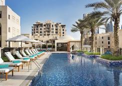 阿爾梅茲市區酒店 - 杜拜 - 游泳池