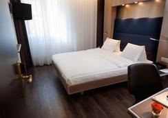 亞歷山大酒店 - 蘇黎世 - 臥室