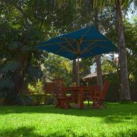 Safariland Cottages Garden