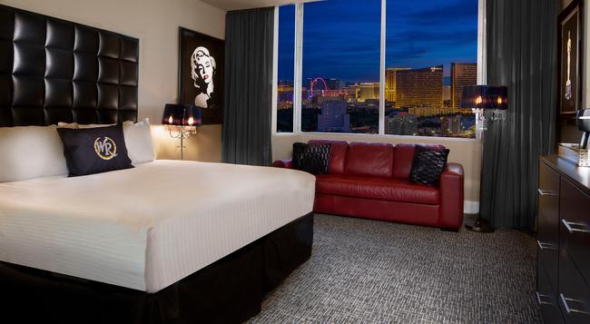 Westgate Las Vegas Resort & Casino - 拉斯維加斯 - 臥室