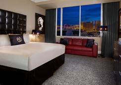 拉斯維加斯賭場酒店(原拉斯維加斯希爾頓酒店) - 拉斯維加斯 - 臥室