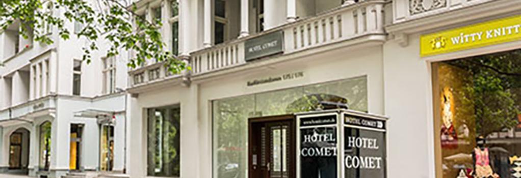 Hotel Comet am Kurfürstendamm - 柏林 - 建築