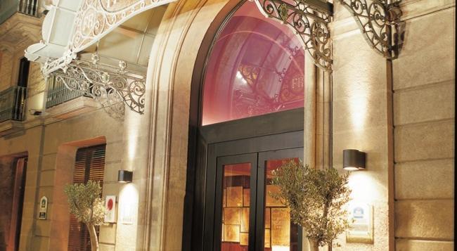 Hotel Regina - 巴塞羅那 - 建築