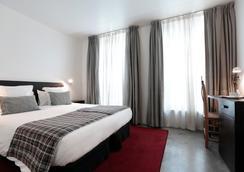 巴黎普利策酒店 - 巴黎 - 臥室