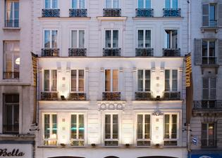 巴黎普利策酒店