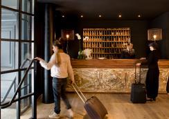 巴黎普利策酒店 - 巴黎 - 大廳
