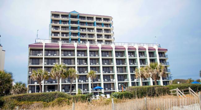 Grande Shores Ocean Resorts Condominiums - 默特爾比奇 - 建築