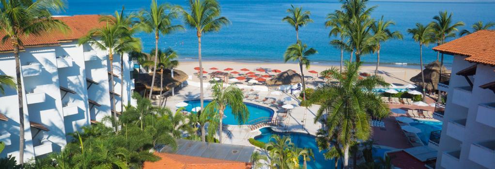 Buenaventura Grand Hotel & Great Moments. - 巴亞爾塔港 - 建築