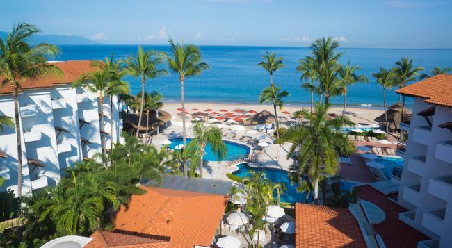Buenaventura Grand Hotel & Great Moments - 巴亞爾塔港 - 建築