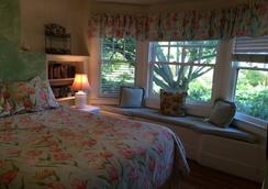 秘密花園別墅酒店 - 聖巴巴拉 - 臥室