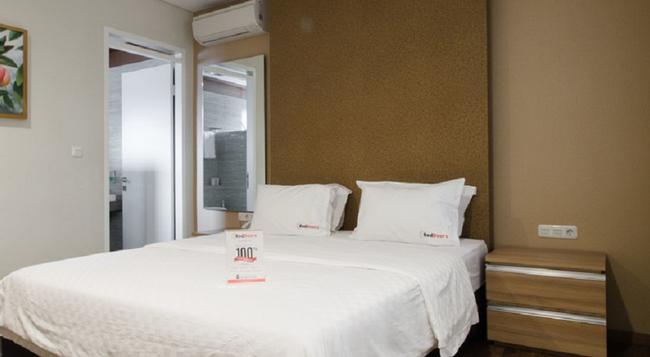 RedDoorz @ Simpang Dago - 萬隆 - 臥室