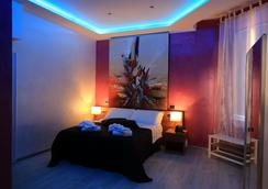 米爾科豪華酒店 - 羅馬 - 臥室
