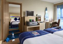 科克小島麗笙酒店及spa - 科克 - 臥室