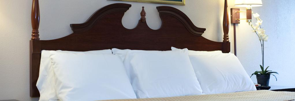 Timberlake Motel - Lynchburg - 臥室