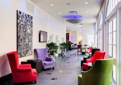 勒馬拉斯酒店 - 新奧爾良 - 休閒室