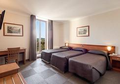 羅默利酒店 - 羅馬 - 臥室