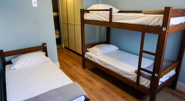 Vertical Hostel - 里約熱內盧 - 臥室