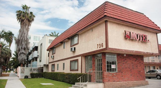 Wilshire Serrano Motel - 洛杉磯 - 建築