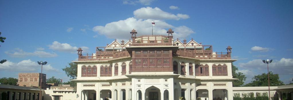 Khaas Bagh heritage Hotel - 焦特布爾 - 建築