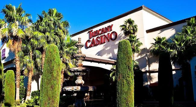 Tuscany Suites & Casino - 拉斯維加斯 - 建築