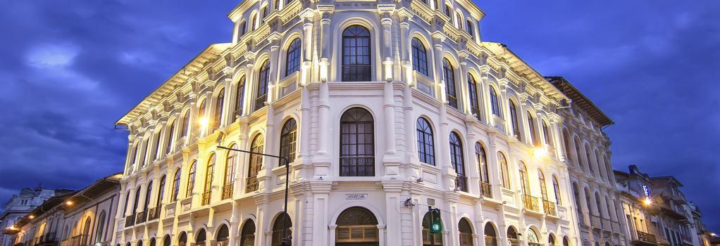 Gran Colombia Suites - 昆卡 - 建築