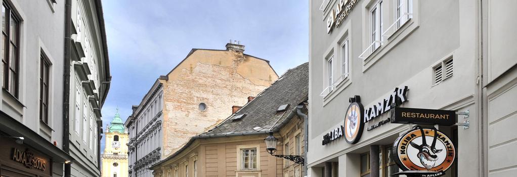 Aplend City Hotel Perugia - Bratislava - 建築