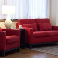 Comfort Inn Fredericton New Modern Lobby!