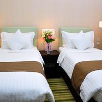 Canvas Hotel Shymkent Guestroom