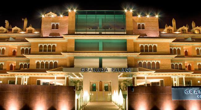 Hotel Granada Palace - 莫納奇爾 - 建築