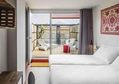 基尼拉多巴塞羅那旅館 - 巴塞隆拿 - 臥室