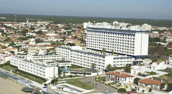 Hotel Flamero - Matalascañas - 建築