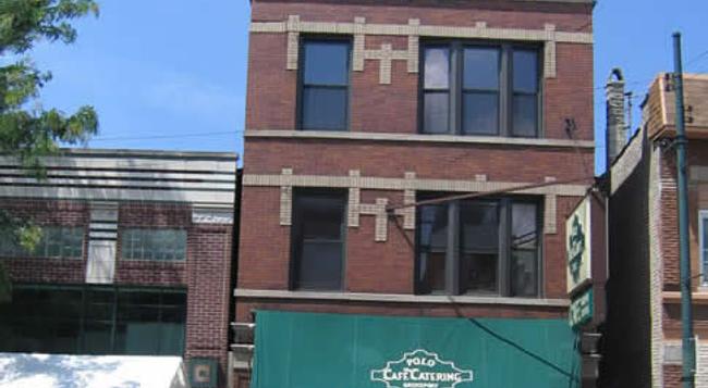 Bridgeport Bed & Breakfast - 芝加哥 - 建築