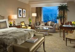 The Suites at Hotel Mulia Senayan - 雅加達 - 臥室
